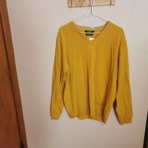 100% cashmere men sweater,bnwt